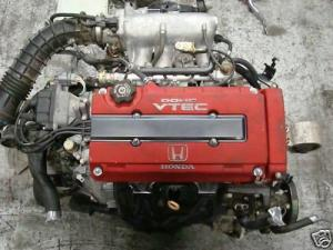 JDM Integra B18C Type-R Engine